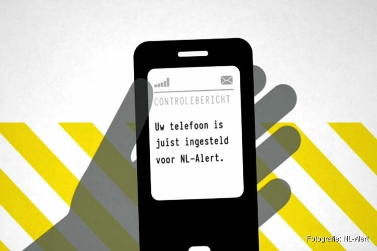 Amber Alert ook op 300 pinautomaten te zien, onder meer op Schiphol