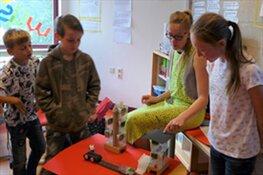 WormerWonen laat kinderen De Eigen Wijs meedenken over plannen