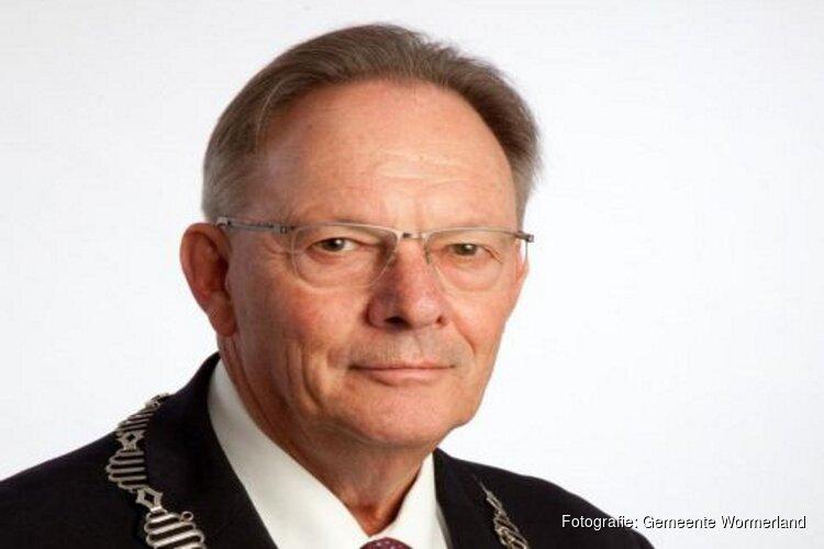 Burgemeester Peter Tange gaat met pensioen