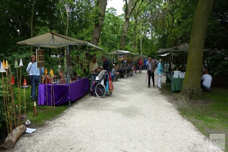 Za. 22 Juni Snuffelmarkt Wilhelminapark Wormerveer