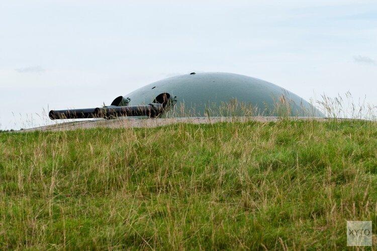 Reis door de tijd op Fort bij Spijkerboor op Open Monumentendag