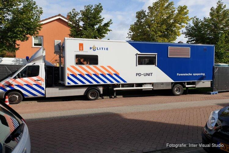 Grootschalig politie-onderzoek in Wormerveer