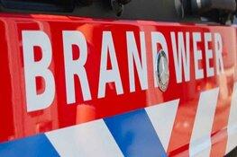 Brandweeroefeningen Watermuntstraat