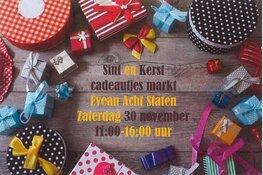 Sint en Kerst cadeautjesmarkt - Evean Acht Staten