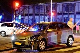 Forse schade bij ongeval Wormerveer
