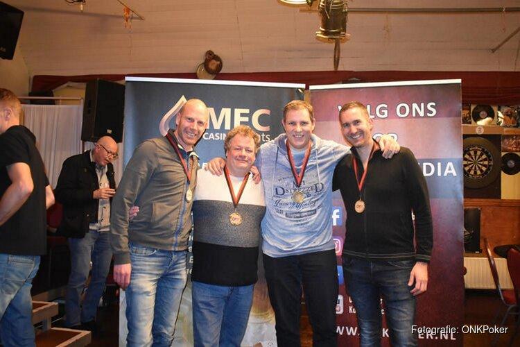 Turnbluffers is Team Poker Kampioen van Wormer
