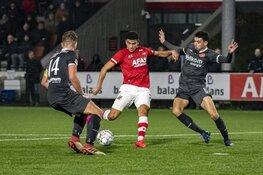 Doelpuntrijke puntendeling bij Jong AZ-Almere City FC