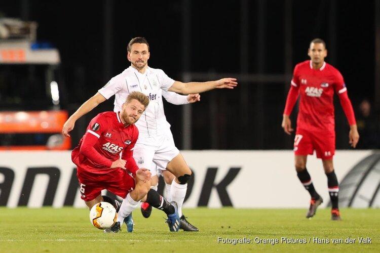 AZ kan zich op competitie richten na nederlaag in Linz