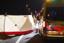 A7 urenlang afgesloten na dodelijk ongeval bij Wijdewormer