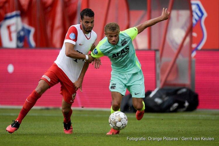 FC Utrecht wint nipt van AZ in oefenduel