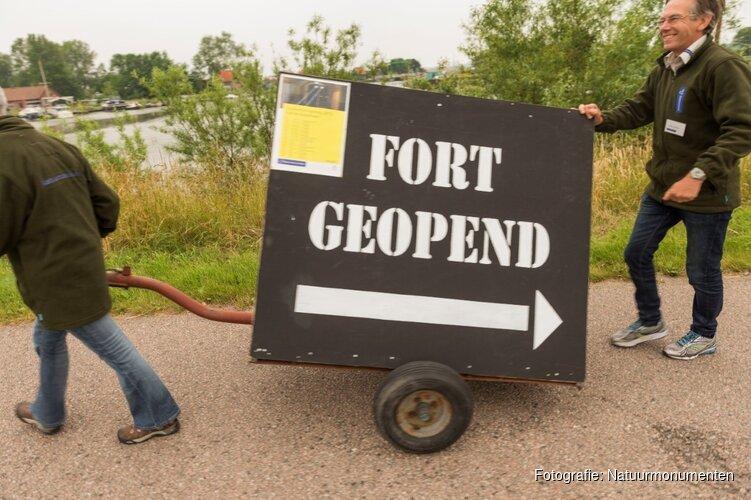 Super-September op Fort bij Spijkerboor