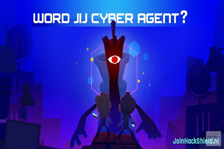 Gezocht: Junior Cyber Agents!