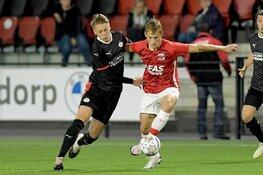 Jong AZ na rust geveld door Jong PSV na loepzuivere hattrick Saibari