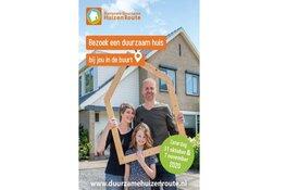 Mogen we bij u binnen kijken tijdens de Duurzame Huizen Route?