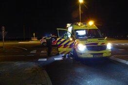 Twee gewonden bij botsing Wormerveer